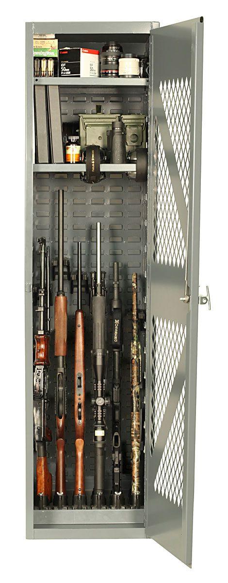 Tgs Sportsman Elite Weapon Storage Cabinet Guns And Ammo