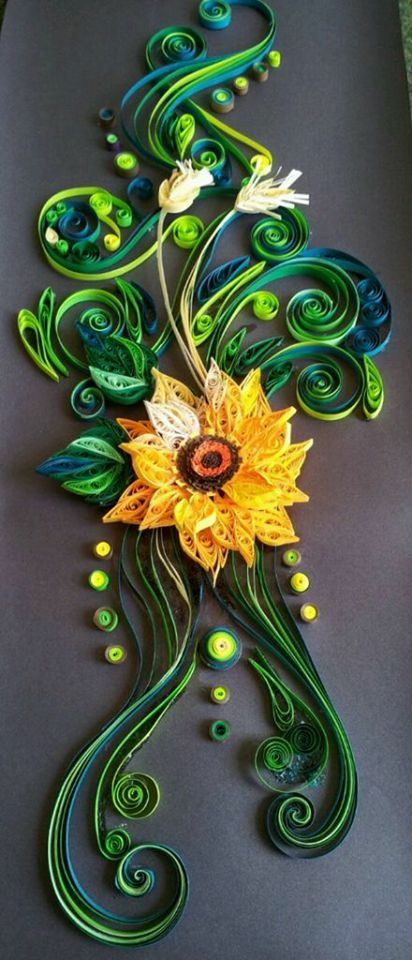 Quilling the art of turning paper strips into amazing for How to use quilling strips