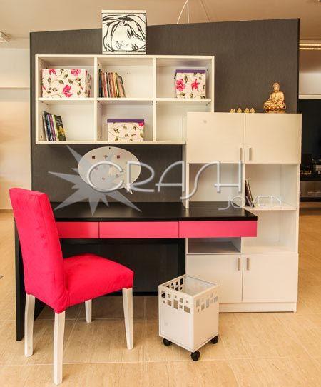 Escritorios juveniles ideas para el hogar pinterest - Decoracion de dormitorios modernos ...