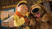 Meet Russell and Dug on Discovery Island | Animal Kingdom