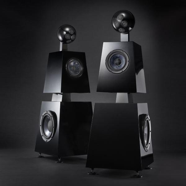 High end audio audiophile speakers Diasoul Diasouli