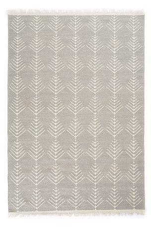Beige Linie Design Picant-matto 140x200 cm - Ellos.fi