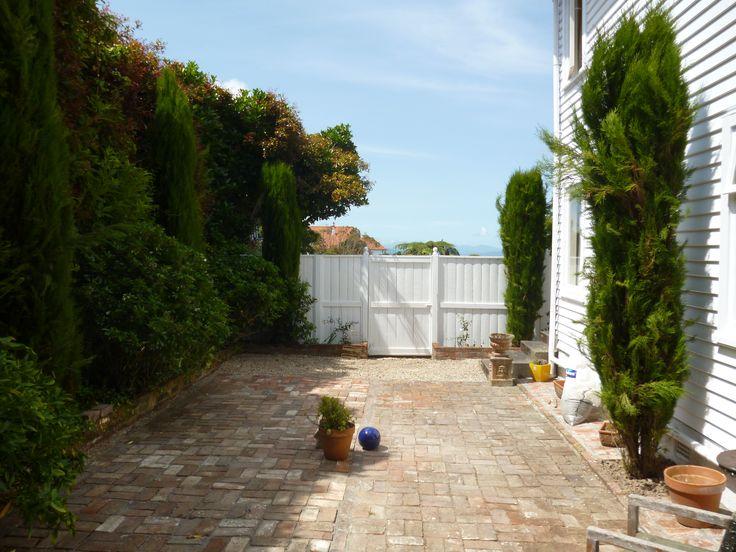 Garden Design by Jane Hyder.