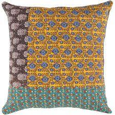 Bold Bohemian Pillow