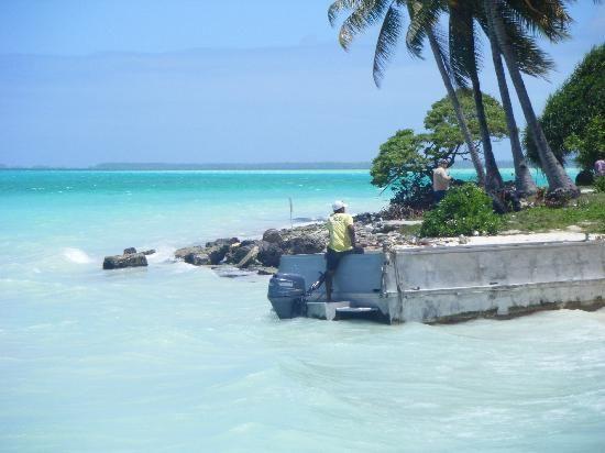 kiribati island - | Somewhere Over the Rainbow | Pinterest ...