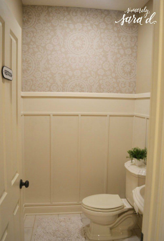 best 25 bathroom wall coverings ideas on pinterest bathroom wallpaper wall coverings modern. Black Bedroom Furniture Sets. Home Design Ideas