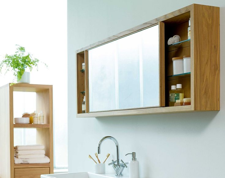 Spiegelschrank bad holz  Die besten 25+ Badezimmer spiegelschrank Ideen auf Pinterest