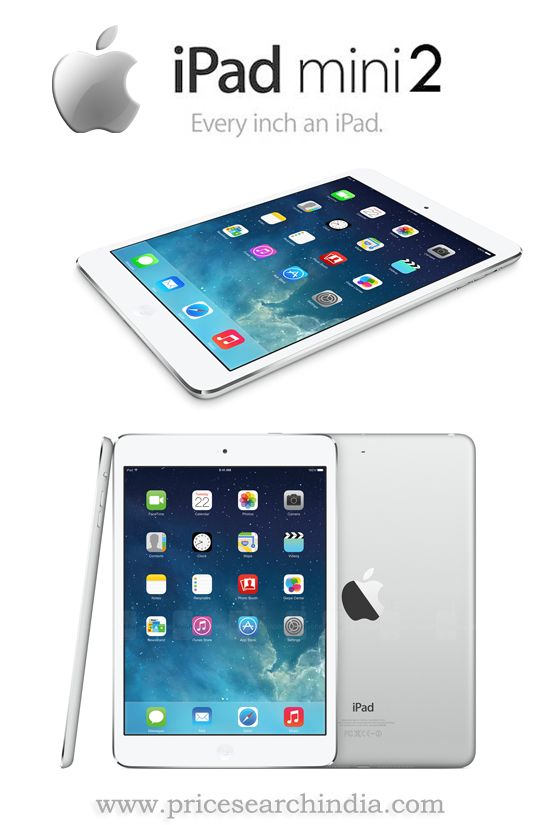 Good news for the display snobs that the much anticipated 'Apple iPad Mini Retina Display' is finally here, at least on the Apple store. For more information remained with us.