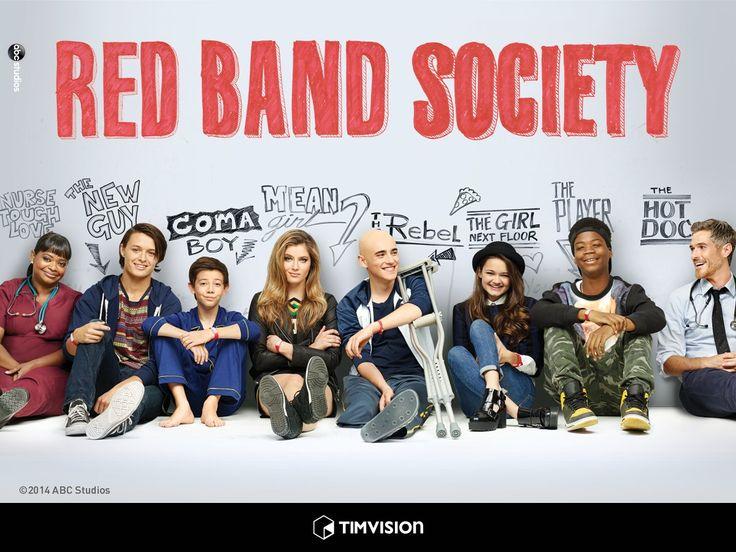 #RedBandSociety #serietv #TIMvison