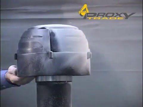 Wstępny cyklonowy bezobsługowy filtr powietrza silnika PROXY Trade Sp.z ...