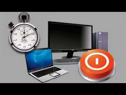 Настраиваем автовыключение компьютера по расписанию | Pro100 Polezno