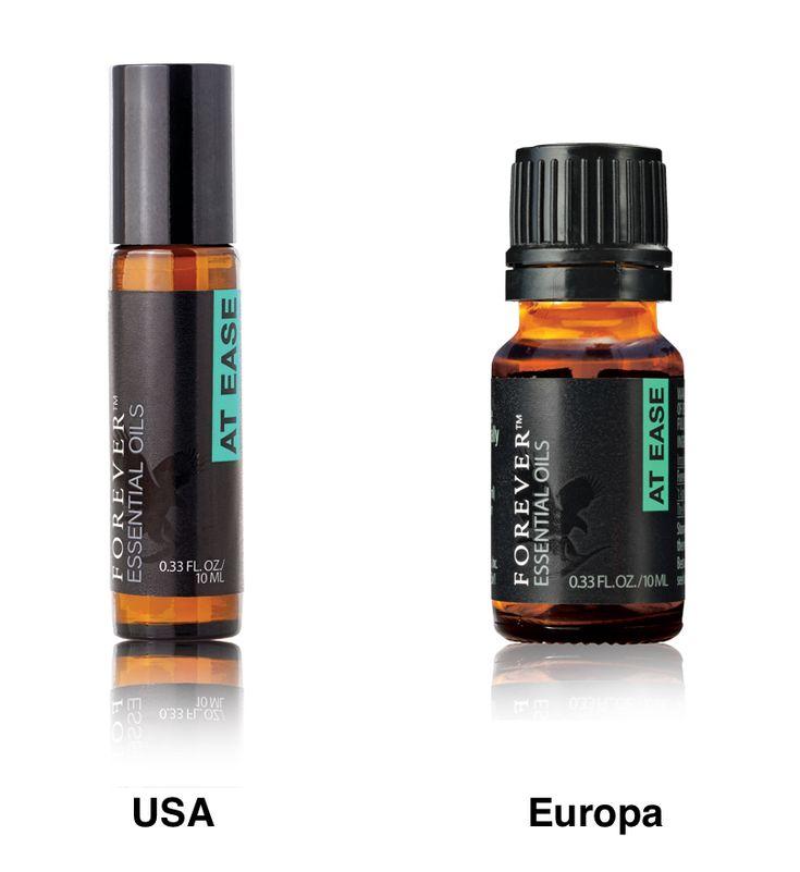 Forever Living Essnential Oils At Ease to składanka starannie dobranych olejów roślinnych dla zachowania maksymalnych wyników. Zebrane z najlepszych...