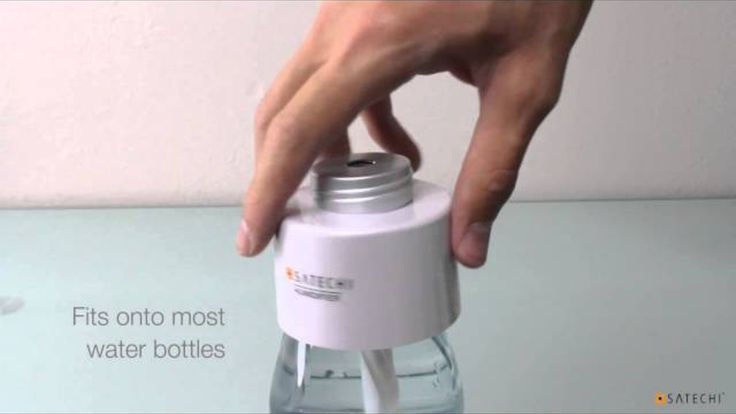 Satechi Portable Humidifier Turns Any Water Bottle into a Humidifier: Most humidifiers cost at least $30, but this portable version only runs you $23. While it might not provide as much power, it gains versatility and convenience. If you need a simple humidifier—especially if you travel often see if it might work for you