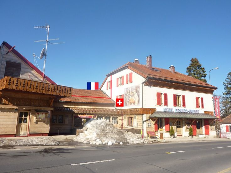 Do you Know A Hotel In the World Allows You To Enjoy Honeymoon In France & Switzerland Simultaneously! Confused? ‪#‎Switzerland‬ ‪#‎France‬ ‪#‎hotel‬ ‪#‎Arbezhotel‬ ‪#‎Arbez2border‬ http://goo.gl/SIzG2z