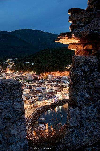 Kastro, Kithira island, Greece