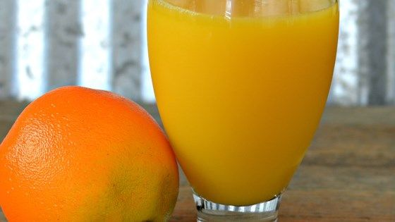 In response to a request about how to make fresh squeezed orange juice. It takes a little work, but it tastes much better than orange juice from concentrate.