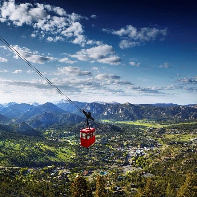 Estes Park Aerial Tramway All Inclusive Honeymoon