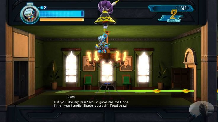 Mighty No. 9 Strategy Programming - Boss Selection Made Easy