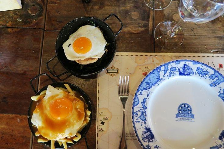 Mini francesinha e alheira com espinafres, um menu especial  festas juninas, nhami!!