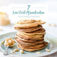 Seelenschmeichler Nummer eins: Pfannkuchen. Nicht irgendwie, sondern so wie ihn Oma immer gemacht hat. Oder ganz leicht. So wie diese Low Carb Pfannkuchen.