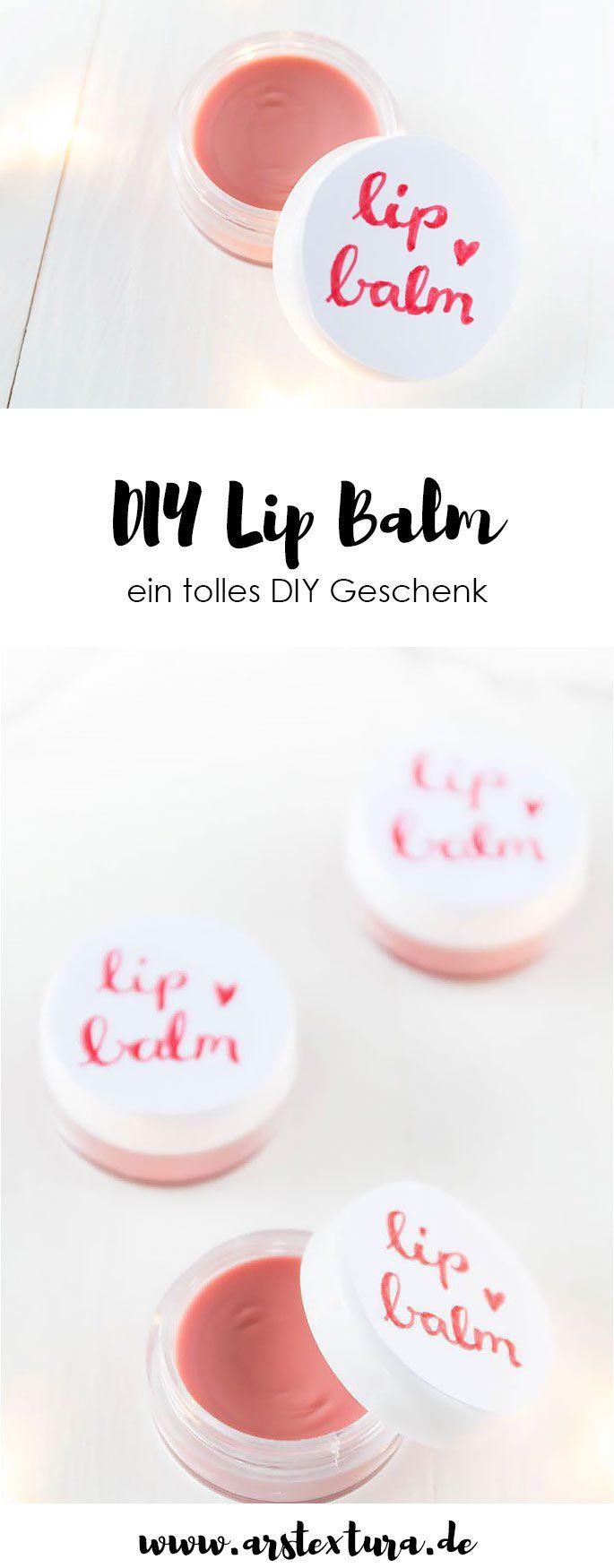 * 6 * DIY Beard Balm and Lip Balm