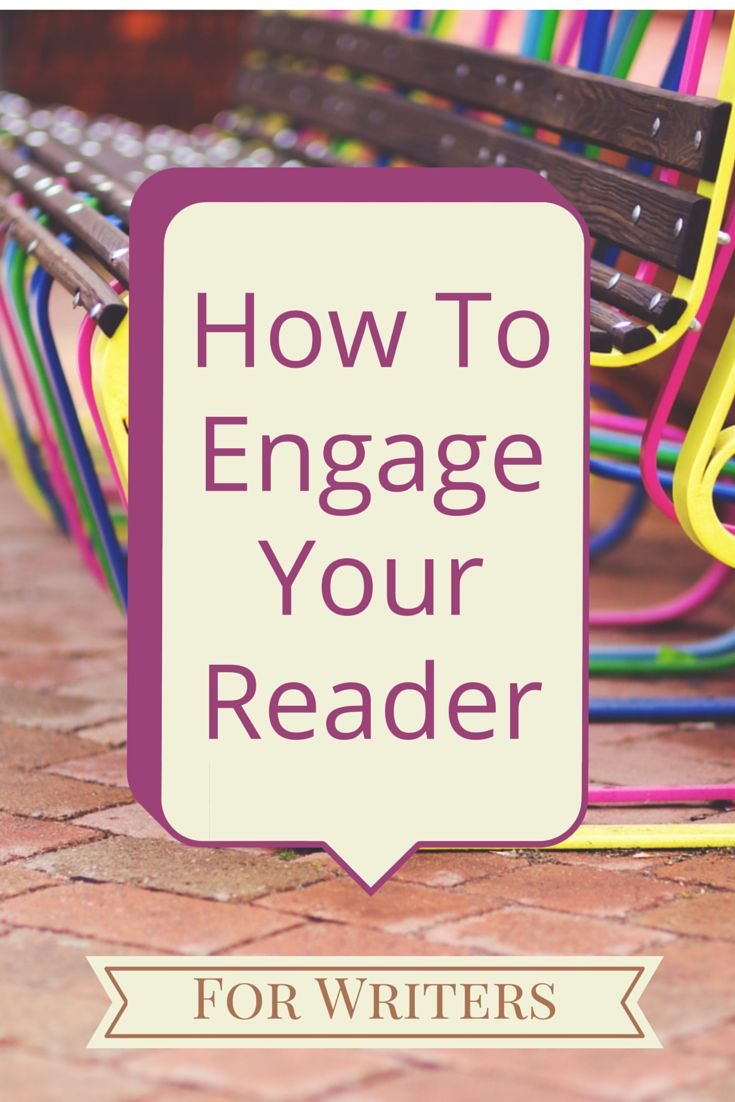 Learn How To Engage Your Reader  Write With Focus, Create Content With  Value,