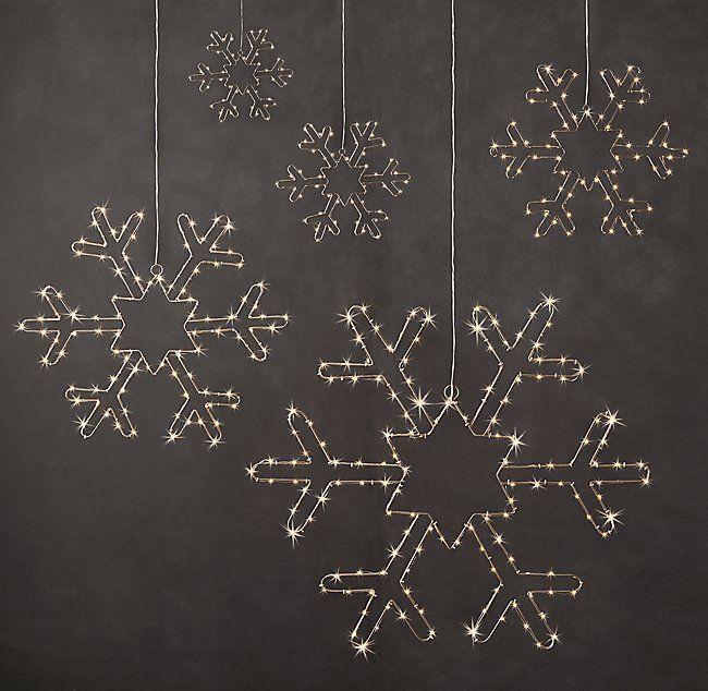 Starry Light Star Snowflake