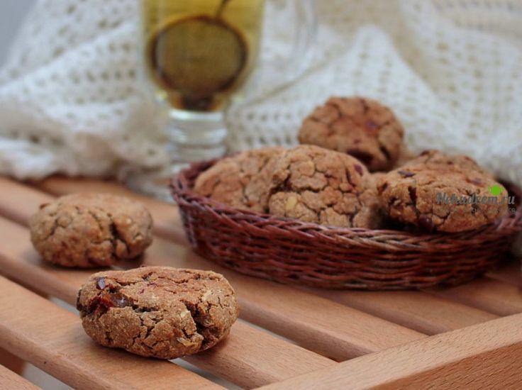 Это печенье станет отличным дополнением к чаепитию во время Поста. Поскольку печенье совсем не содержит пшеничной муки высшего сорта, сахара ...