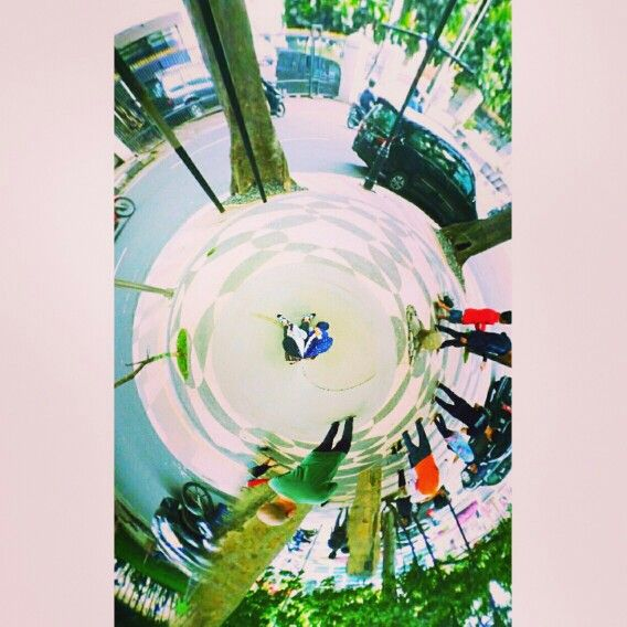 Balaikota Bandung - little planet
