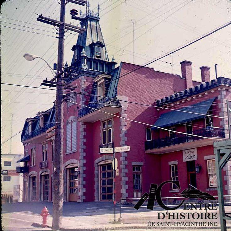 Centre d'histoire de Saint-Hyacinthe - Centre régional d'archives et de généalogie