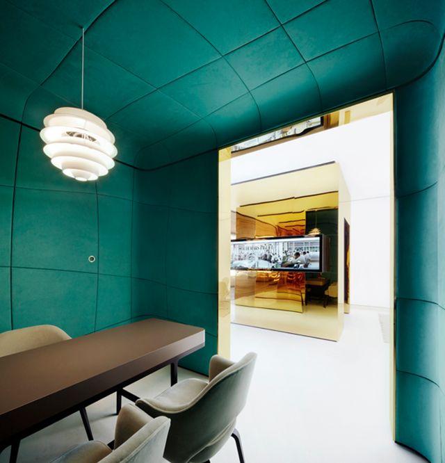 relojeria alemana boutique madrid ohlab interior space