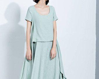Vestido de algodón, vestidos mujer, vestido, vestido Casual, maxi vestido impreso vestido, vestido de manga corta, vestido suelto, verano vestido C1129