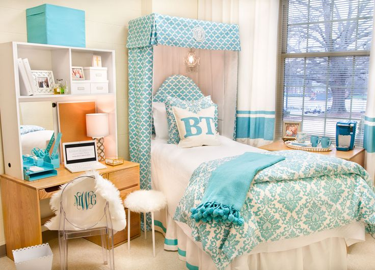 The Dorm Room Bed Dormdecor