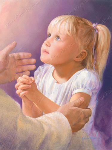 Lds Child Prayer Lds children praying lds