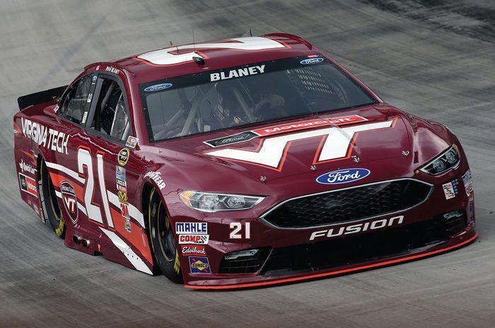 2016 RYAN BLANEY #21 VIRGINIA TECH 1/64 ACTION NASCAR DIECAST  in Toys & Hobbies, Diecast & Toy Vehicles, Cars: Racing, NASCAR | eBay