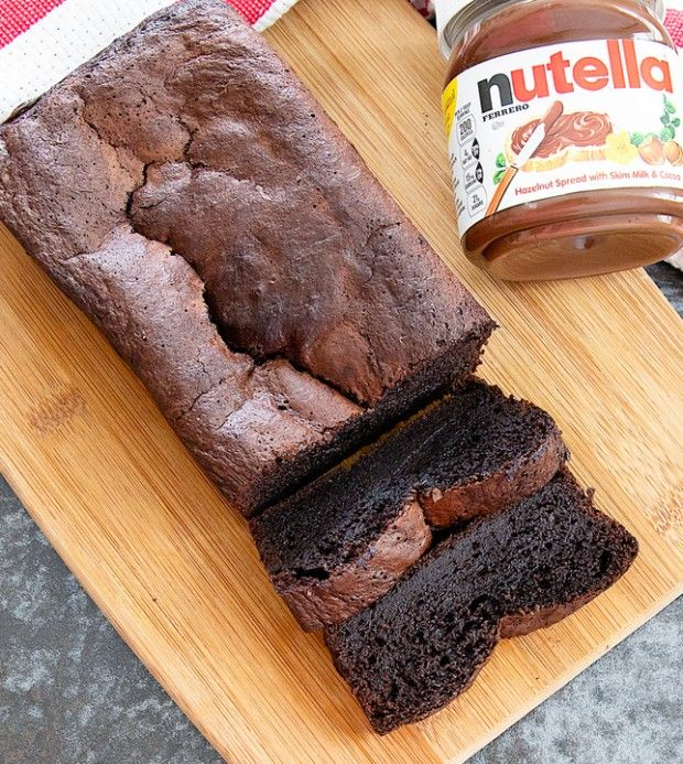 flourless-nutella-banana-bread-