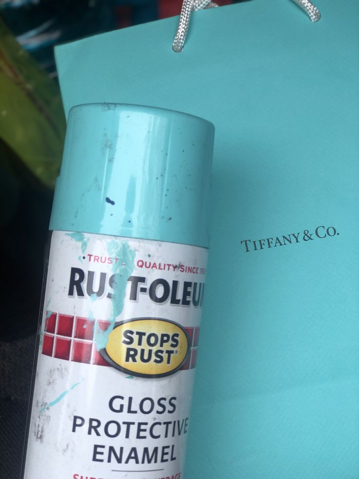 Perfect Tiffany Blue Color Match | Blue spray paint ...