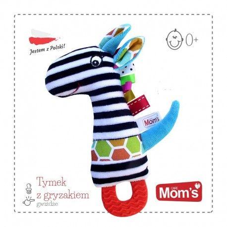 Witajcie:)  Dziś witamy Tymka od Hencz Toys 965.   Tymek to Piszczek z Gryzakiem dla Niemowląt wykonany z silikonu najwyższej jakości.   Dźwięk piszczka przykuje uwagę maluszka i zachęci go do ćwiczenia dłoni.  Sprawdźcie sami:)  http://www.niczchin.pl/gryzaki-dla-dzieci-i-niemowlat/3402-hencz-956-tymek-piszczek-z-gryzakiem.html  #hencztoys #gryzak #piszczek #tymek #zabawki #niczchin #kraków