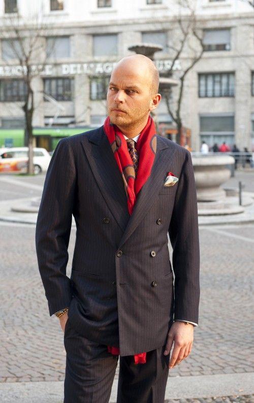 Luca Rubinacci D.Breasted
