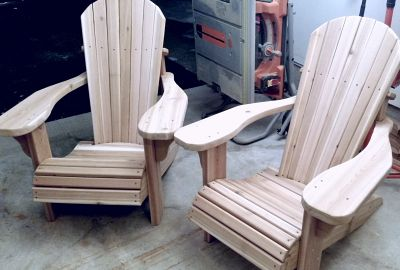Hello. I purchased your templates a while back.Have a look at my version of your standard Adirondack.  Thanks, Mark