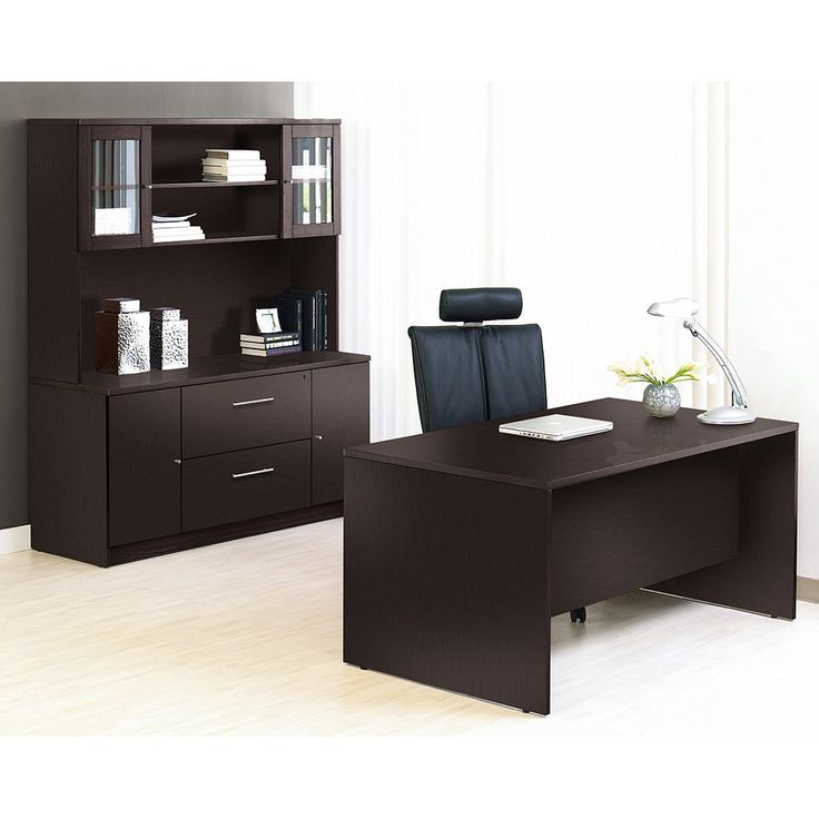 25 Cool Modular Home Office Furniture Designs: Best 25+ Executive Office Ideas On Pinterest