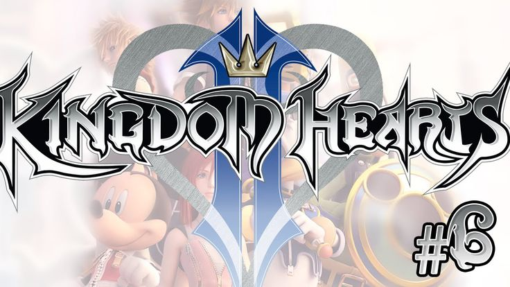Kingdom hearts 2 - lets play - part 6