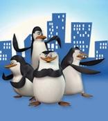 Penguins from Penguins of Madagascar t.v. show