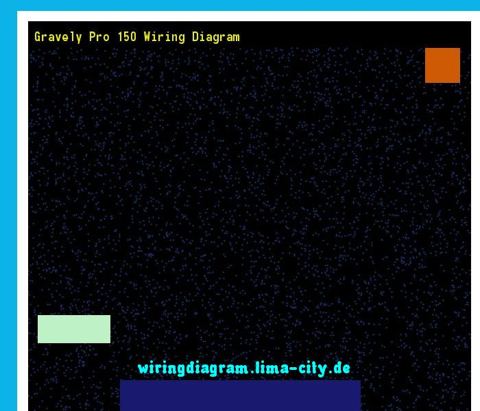 Gravely pro 150 wiring diagram. Wiring Diagram 175735. - Amazing Wiring Diagram Collection