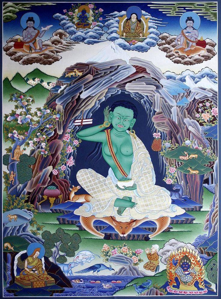 Jetsun Milarepa #MILAREPA #BUDISM #DHARMA #BUDA