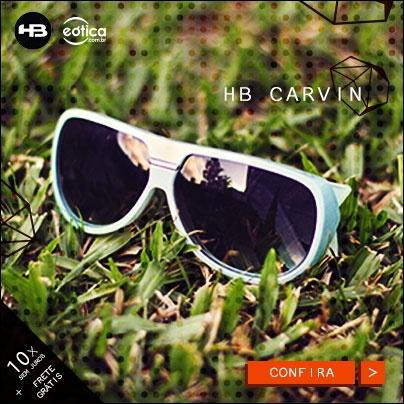 Óculos de sol HB Carvin #sunglass #oculosdesol #oculos #hb #carvin
