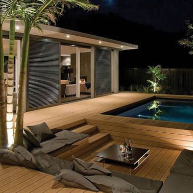 25+ Best Terrace Ideas On Pinterest | Terrace, Terraces And ... 15 Sport Schwimmbad Designs