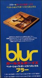 "For Sale - Blur Girls & Boys Japan Promo  3"" CD single (CD3) - See this and 250,000 other rare & vintage vinyl records, singles, LPs & CDs at http://991.com"
