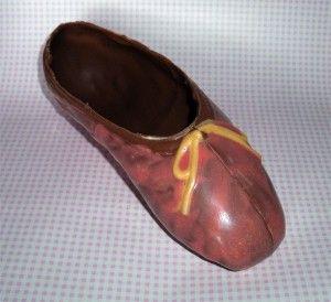 Ballett Schuh bunt | Sonja´s Zuckerbäckerei