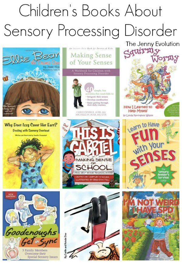 As parents, we often aren't quite sure how to talk to our kids (or their siblings) about sensory challenges. Children's books on Sensory Processing Disorder (SPD) are a terrific way to educate and get the conversation started.
